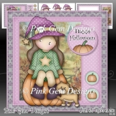 Too Cute to Spook Mini Kit. Halloween/ Birthday