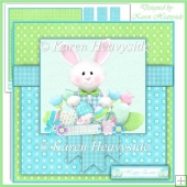 Bunniebowties Card Front