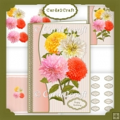 Chrysanthemum Card