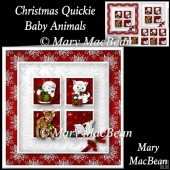 Christmas Quickie - Baby Animals