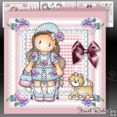 Dress Up Chloe Mini Kit