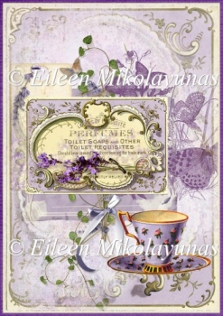 Lavender Luxuries Card Front