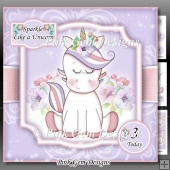 Unicorn Sparkle Mini Kit With Ages 2 to 5 yrs