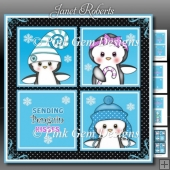 Penguin Squares 2 Mini Kit