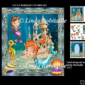 Little Mermaid Fun Mini Kit
