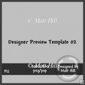 Designer Preview Template 02