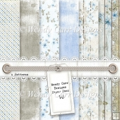 WENDY CARR DESIGNS PAPER PACK 18