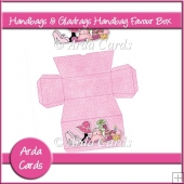 Handbags & Gladrags Favour Box