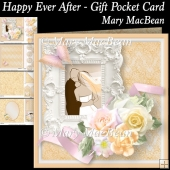 Happy Ever After - Gift Pocket Card