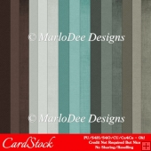 Modern Hues Pkg4 Digital Cardstock Scrapbooking Papers