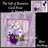 The Gift of Romance Card Front