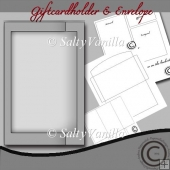 Gift Card Holder Card Template
