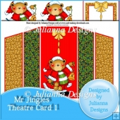 Mr Jingles Theatre Card 1