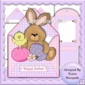 Easter Envelope Card 2