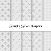 Simply Silver Papers
