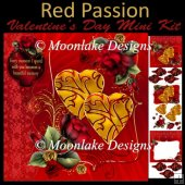 Red Passion Valentine Mini Kit