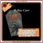 130 Halloween Coffin & Nugget Boxes HAND and MACHINE Formats