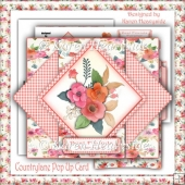 Countrylane Pop Up Card
