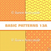 Basic Pattern Pack 13A