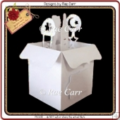 481 Baby Box Card *Multiple MACHINE Formats*