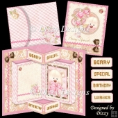 Beary Special Pop Out Card