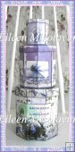Cottage Chic French Lavender Stacking Box Set