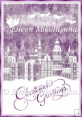 Sugarplum Christmas Backing Background Paper