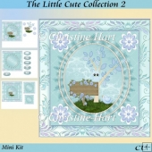 The Little Cute Collection 2 Mini Kit