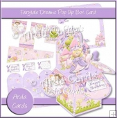 Fairytale Dreams Pop Up Box Card