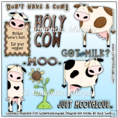 Holy Cow Clip Art Download