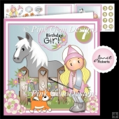 Horse Riding Chloe Mini Kit