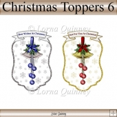 Christmas Toppers 6