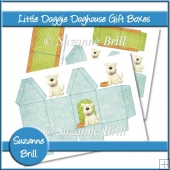 Little Doggie Doghouse Gift Boxes