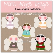 I Love Angels Collection