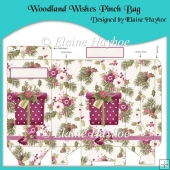 Woodland Wishes Pinch Bag
