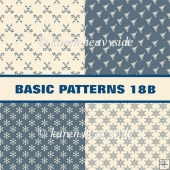 Basic Patterns 18B Pack
