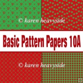 Basic Pattern Pack 10A