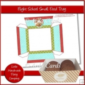Flight School Small Food Tray