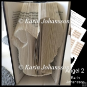 Angel 2 - Book folding