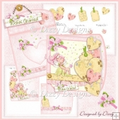Fairy Wishes Granted - Heart Pocket Card