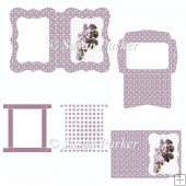 Spotted Orchid Notelet Set