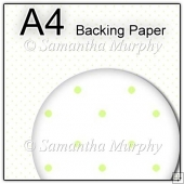 ref1_bp25 - White & Green Dots