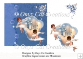 Christmas Peace Card Topper Sheet