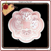 497 Doily Topper1 *Multiple MACHINE Formats*