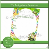 My Lucky Charm Invitations