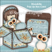Woodlife Pop Up Box Card