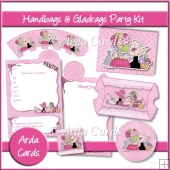 Handbags & Gladrags Party Kit