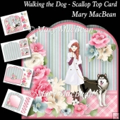 Walking the Dog - Scallop Top Card