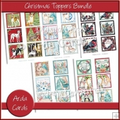 Christmas Toppers Bundle
