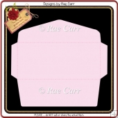 680 #10 Envelope *HAND & Multiple MACHINE Formats*